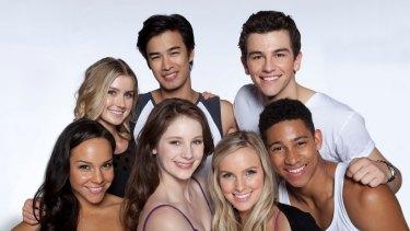 ABC kids' show Dance Academy.