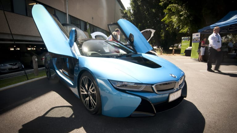 """Causing a flap ... BMW insists the company is """"fully committed """" to the industry's best practice compliance."""