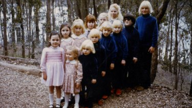 Children of the Family cult.