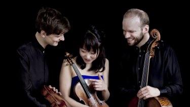 The Boccherini Trio demonstrated why they are an ensemble to watch in the coming years.