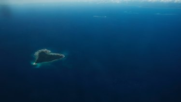 A small island off of the province of Guadalcanal.
