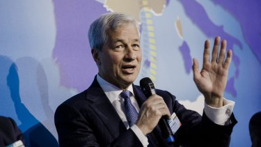 """We've never had QE like this before, we've never had unwinding like this before"": JP Morgan Chase head Jamie Dimon."