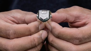 Precious: The ring.