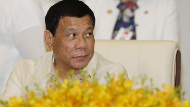 Philippine President Rodrigo Duterte said that he started taking the drug fentanyl, which is usually prescribed for cancer patients, despite never being diagnosed with cancer.