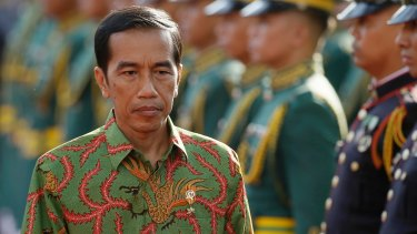 Indonesian President Joko Widodo is under pressure from human rights activists to abolish virginity tests for police and army female recruits.