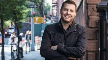 Mark Manson is ambivalent about his anti-self-help guru status.