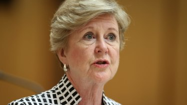 Australian Human Rights Commission president Professor Gillian Triggs says of ACL: 'It's an outrageous propositon and it's highly misguided'.