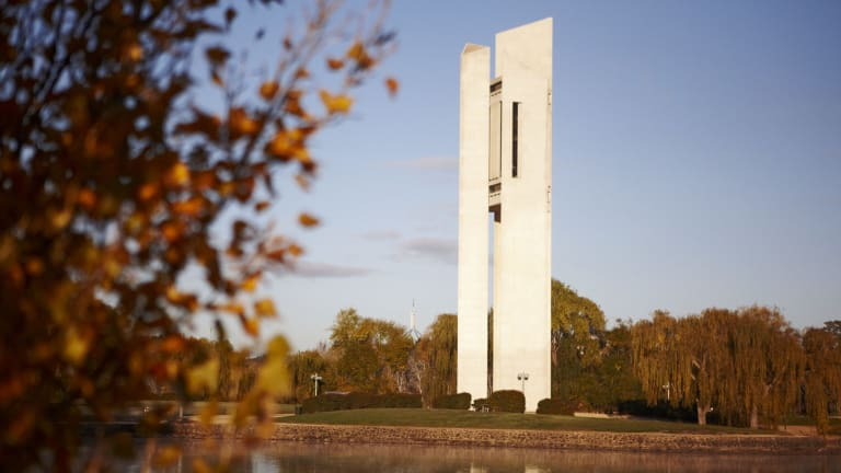 Digital sounds will be broadcast from the National Carillon on Friday.