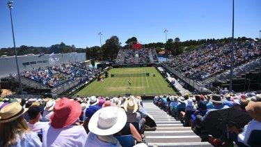 Could Canberra host a second Fed Cup tie in three months?