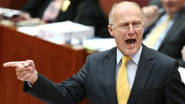 Senator Eric Abetz has introduced proposed reforms to Comcare.