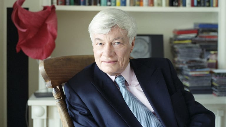 Retirement is not on the radar of Geoffrey Robertson QC.