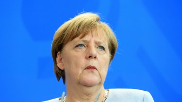 Germany's chancellor Angela Merkel has ask people to remain calm and prudent after the Brexit vote.