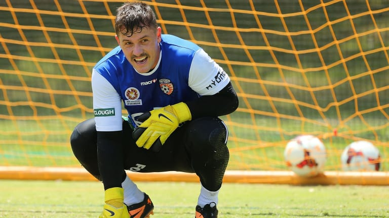 Vukovic is the most experienced keeper in the league.