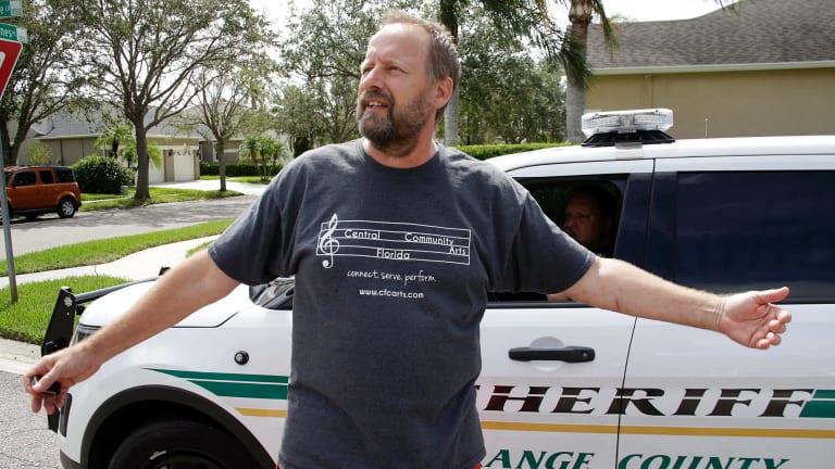 "Eric Paddock, brother of Las Vegas gunman Stephen Paddock, was ""dumbfounded""."