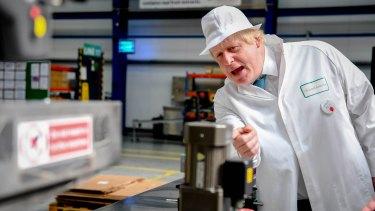 Former Mayor of London Boris Johnson has downplayed the risks.