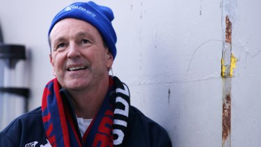 Neale Daniher is leading the fight against MND.
