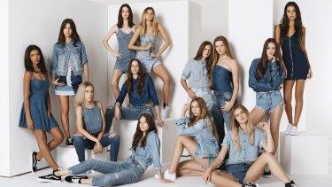 Australia's next top models.