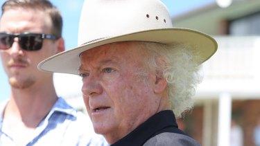 Ballina Shire mayor David Wright.