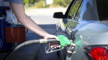The lowest recorded price for E10 Ethanol blend on Monday was 89.7 cents a litre,