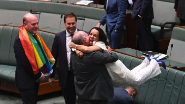 """""""Dealt with"""": Same-sex marriage"""