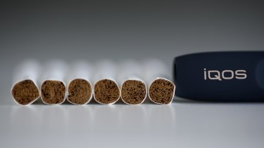 Philip Morris's 'smoke-free' cigarette seems unlikely to ignite in