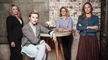 Helen Thomson, Kate Mulvany, Elizabeth Gadsby and Caroline Brazier feature in the Sydney Theatre Company's 2019 program.
