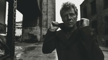 "Bon Jovi: ""They said 'we own you.' And I said 'well, nobody owns me."""