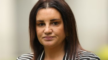 Senator Jacqui Lambie took Mr Keough on soon after parting ways with a previous staffer.