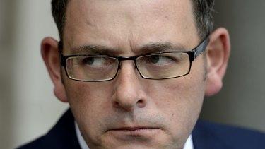 The CFA crisis has dented Andrews' leadership.