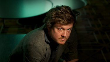 Beau Willimon, House of Cards' American re-creator.