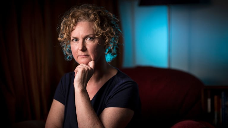 Emma Viskic's gritty And The Fire Came Down, the second in her series about deaf detective Caleb Zelic, won the fiction prize at the 2018 Davitt Awards.