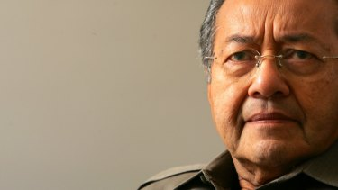 Former Malaysian prime minister Mahathir Mohamad has called for Najib's resignation.