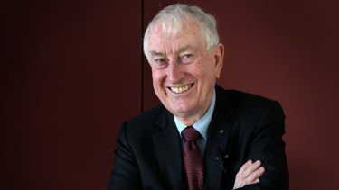 """""""The NHMRC ought to be able to provide advice to government without fear or prejudice, but I'm not sure that it can"""": Nobel prize winner Professor Peter Doherty."""