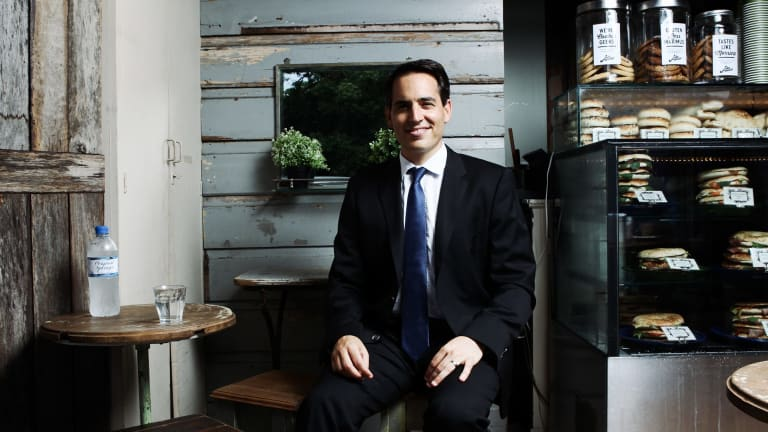 Leapfrog Investments chief Andy Kuper takes time out for coffee following the announcement of a $500 million investment by Prudential.