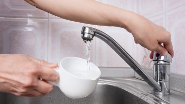 Humble tap water is good for you.