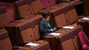 Sam Dastyari's role as a senator became untenable after a series of damaging revelations.