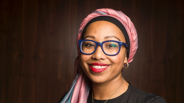 """""""I get the sense he's somebody that is constrained more by his situation than by who he is"""": Yassmin Abdel-Magied on Prime Minister Malcolm Turnbull."""