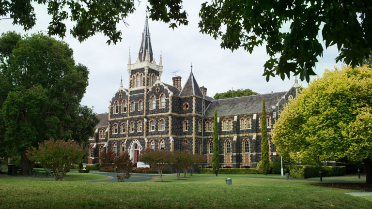 The Victorian College of the Deaf: Wesley College has reached agreement with Deaf Children Australia to buy the land.