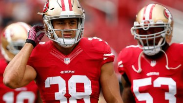 Jarryd Hayne isn't the only reason Australians are watching the NFL.