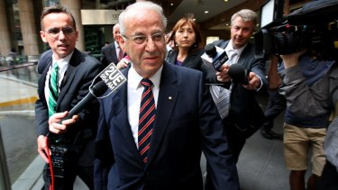 Eddie Obeid's family is the target of tax office and ACCC cases.