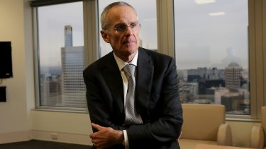 """""""The consequences of not acting are very dire for all Australians"""": ACCC chairman Rod Sims."""