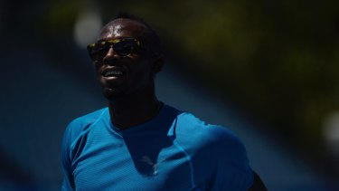 Usain Bolt headlines the Nitro Athletics series which begins on Saturday.