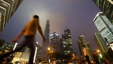 """""""There are strong signs that the house cycle in China is tipping over"""": Merrill Lynch."""