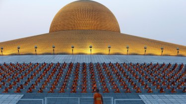 The Dhammakaya Temple has been at the centre of financial controversies.