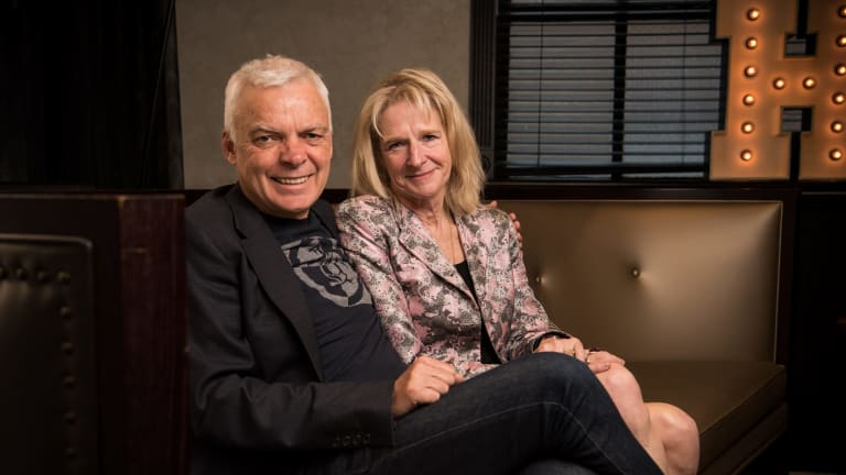 Graeme Simsion and Anne Buist are literary collaborators on a tale about late-blooming love on the Camino Way.