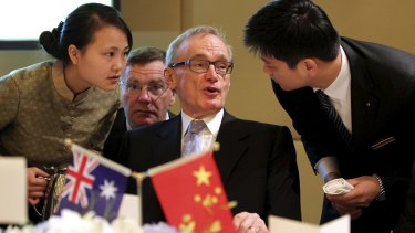 "Former foreign minister Bob Carr says there is a ""stock of goodwill' in China towards Australia."