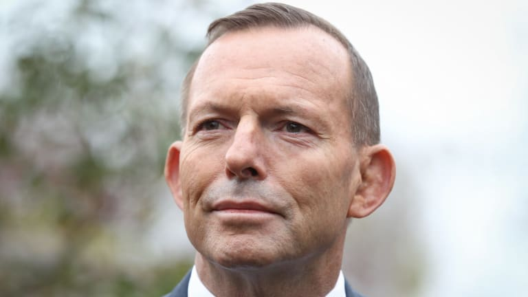 """""""I have no problem with the medical use of cannabis just as I have no problem with the medical use of opiates"""": Tony Abbott."""