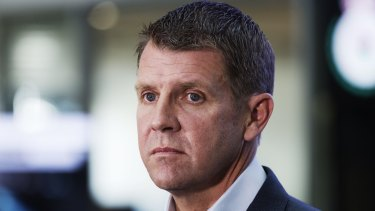 NSW Premier Mike Baird has labelled a Senate inquiry into the Coalition's $5 billion program to encourage privatisation a 'stunt'.
