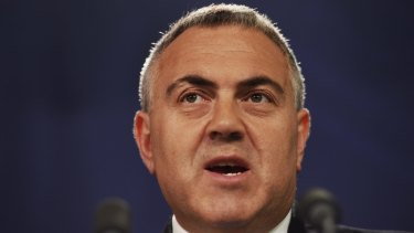The simple sums on the car industry make this Joe Hockey decision look suspect at best, and bloody-minded  at worst.