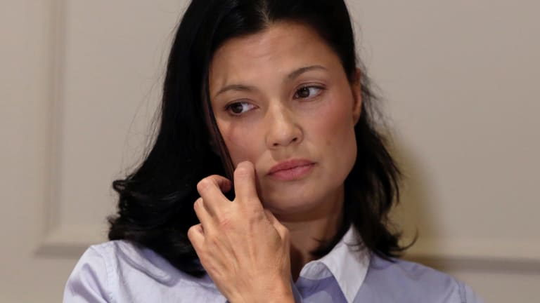 Actress Natassia Malthe: alleged non-consensual sex by Harvey Weinstein.